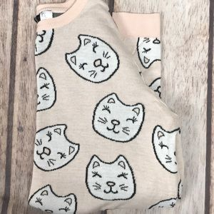 NWOT H&M Cat sweater